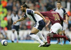 Mido Tottenham Toure Arsenal