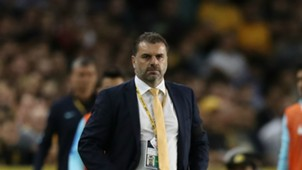 Ange Postecoglou Australia v United Arab Emirates World Cup qualifying 28032017