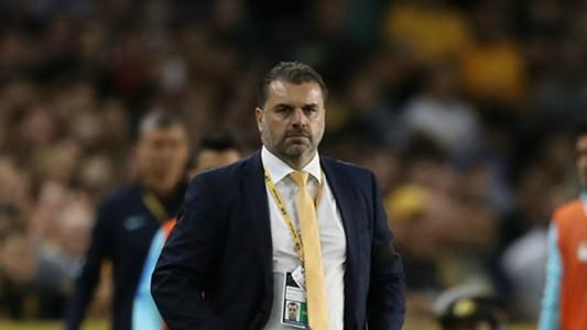 Ange Postecoglou Australia v United Arab Emirates World Cup qualifying 28032017