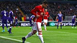 Henrikh Mkhitaryan Manchester United Anderlecht