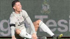 Cristiano Ronaldo Bologna Juventus Serie A