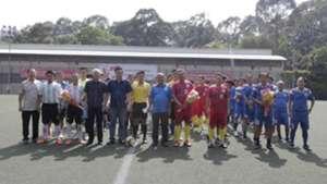 Giải bóng đá chào mừng 42 năm thành lập Trường Đại học Kinh tế TP.HCM