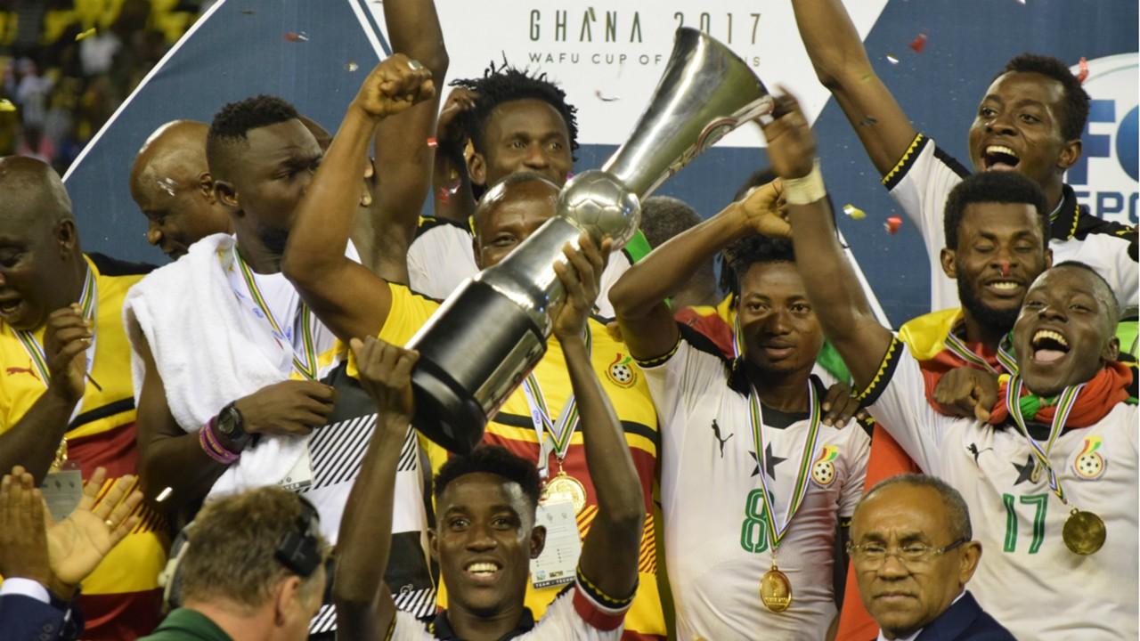 Wafu final: Nigeria vs. Ghana
