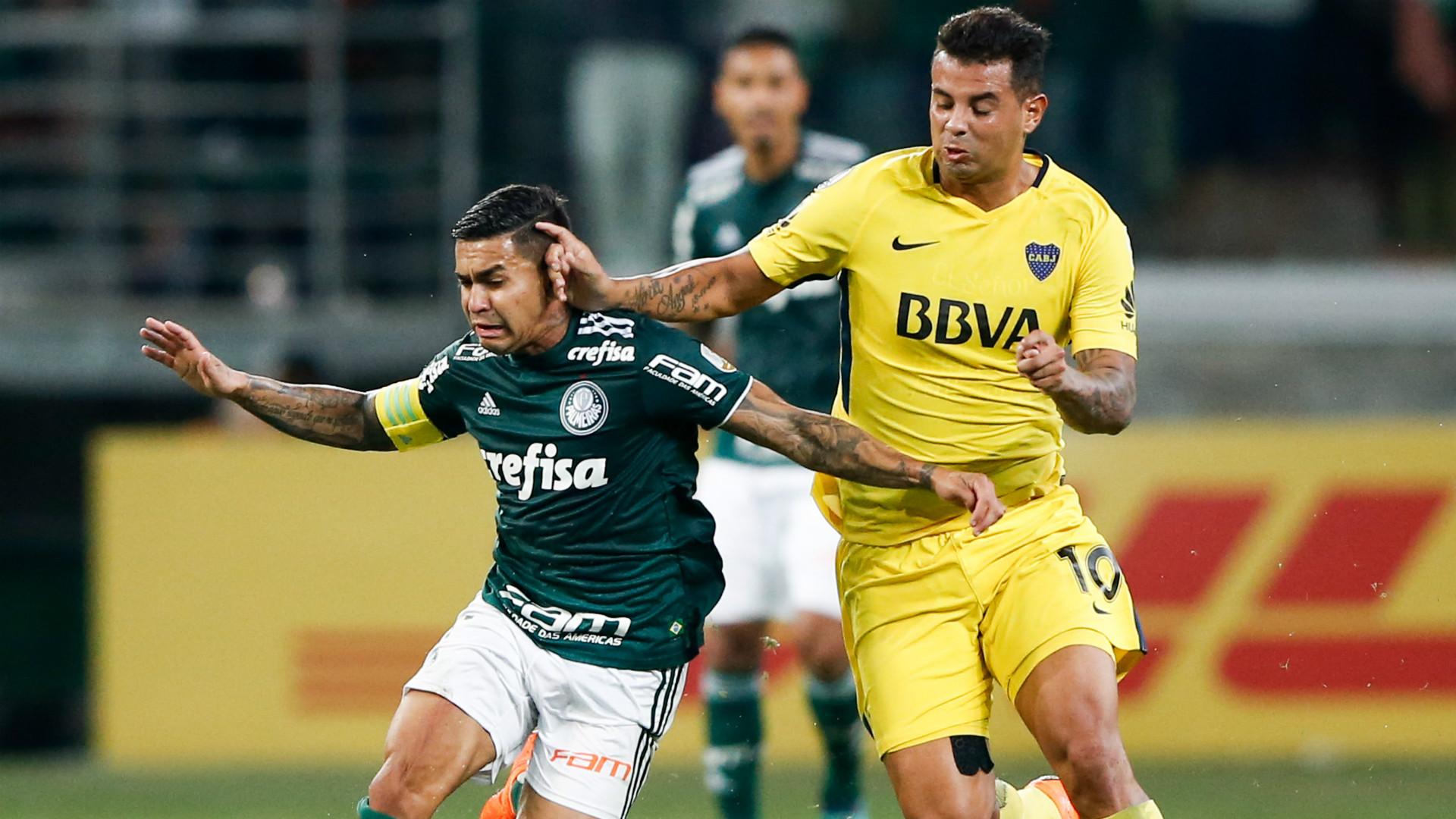 Cardona Palmeiras Boca Copa Libertadores Fecha 3 13042018