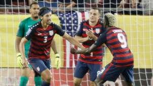 Omar Gonzalez Jordan Morris Gyasi Zardes USA Martinique Gold Cup