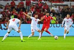 Omar Khrbin Syria Palestine AFC Asian Cup 2019
