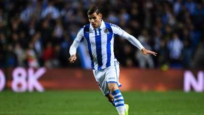 Theo Hernandez Real Sociedad