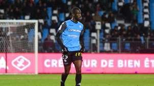 Ibrahim Cisse Tours Ligue 2