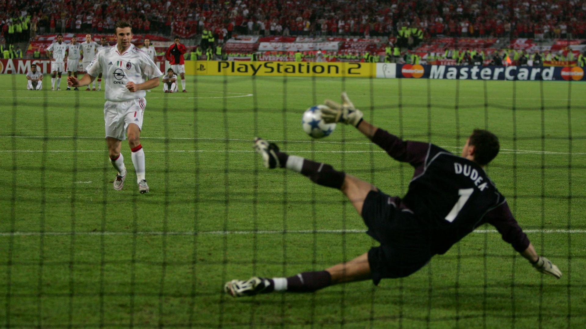 Jerzy Dudek Liverpool Champions League 2004-05