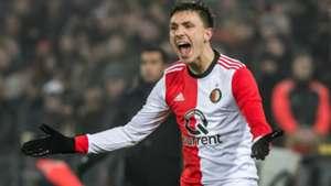 Steven Berghuis, Feyenoord, Eredivisie 12022017