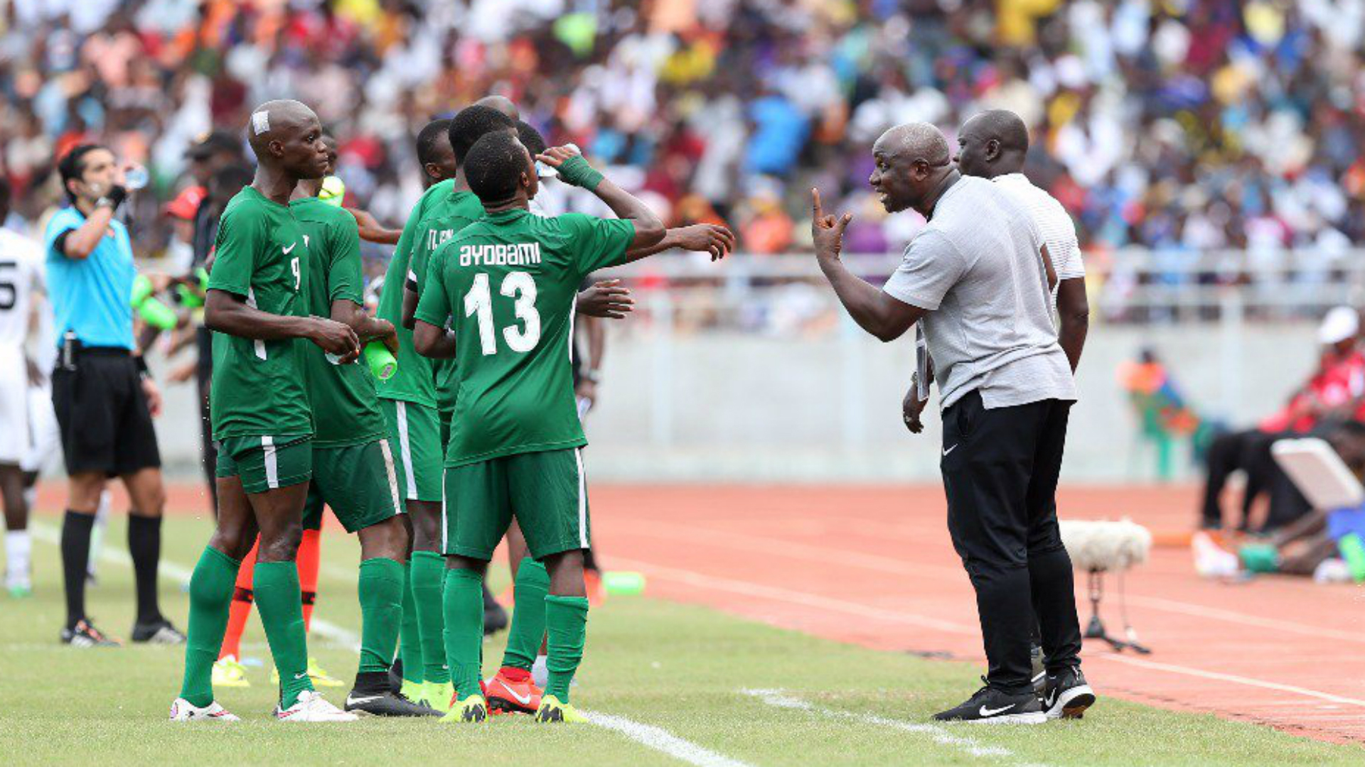 U-17 AFCON: Nigeria's Golden Eaglets to face Guinea in semifinal