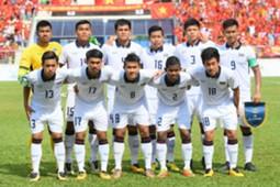 ทีมชาติไทย ซีเกมส์ 2017