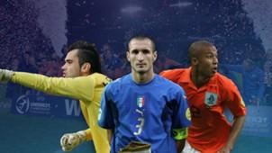 Grafik U21 EM 2007