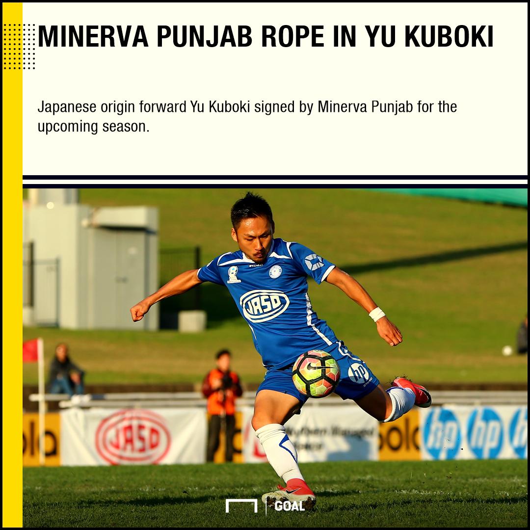 Yu Kuboki Minerva