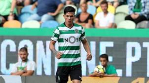 Jonathan Silva Sporting Lisboa 2017