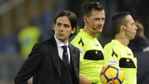 Simone Inzaghi Piero Giacomelli Lazio Torino Serie A