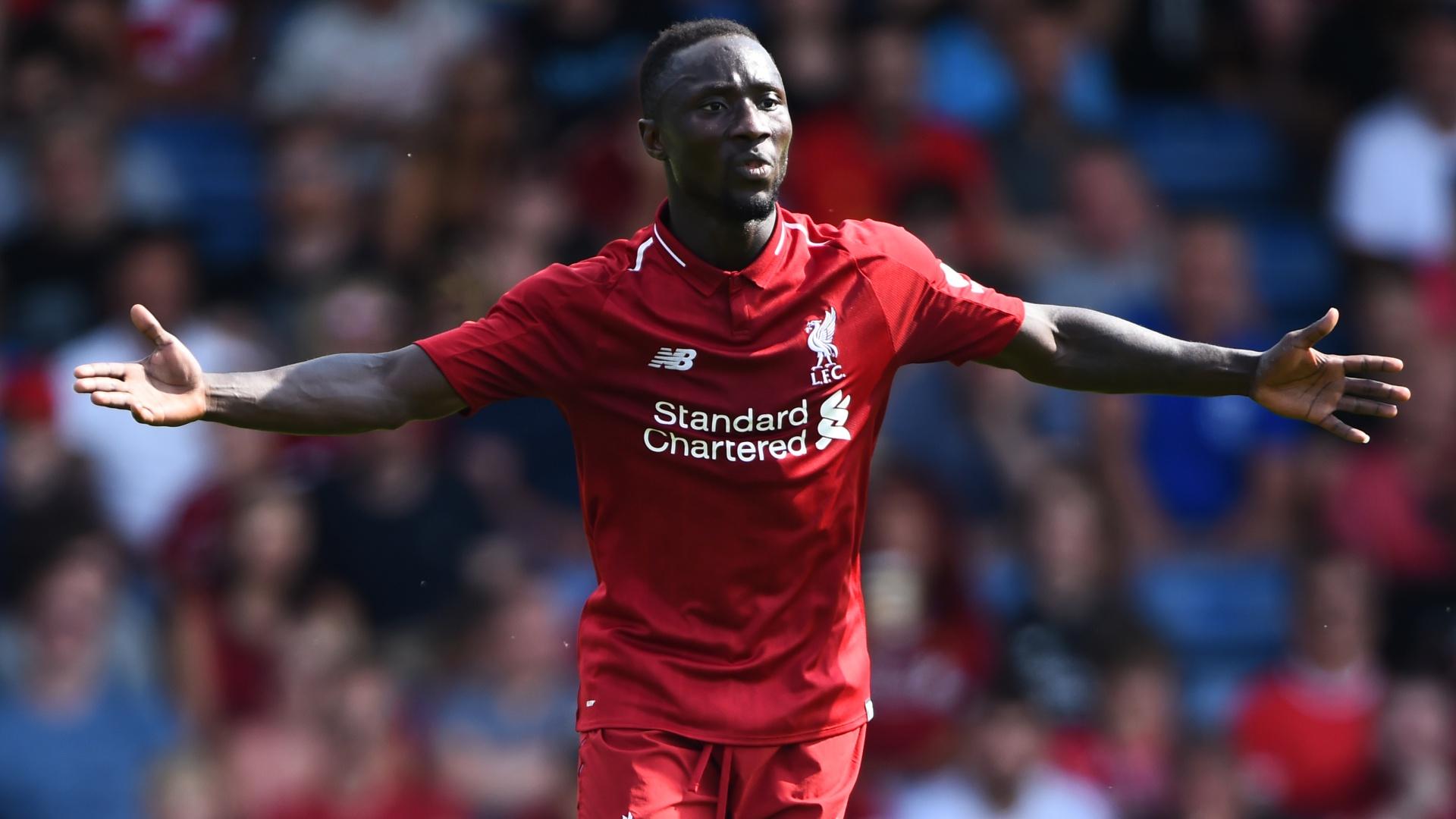 Naby Keita Liverpool 2018-07-14