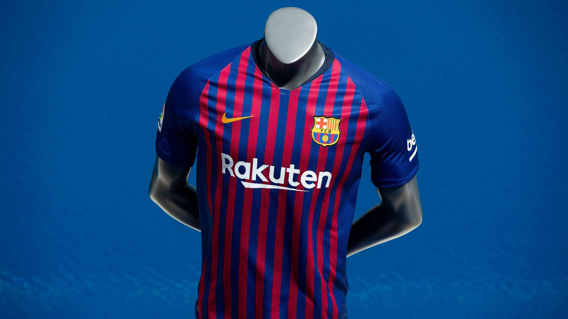 La camiseta del Barcelona  dónde comprar 6421eb36b07