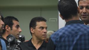 Hossam Elbadry - Ahly coach, by : mahmoud maher