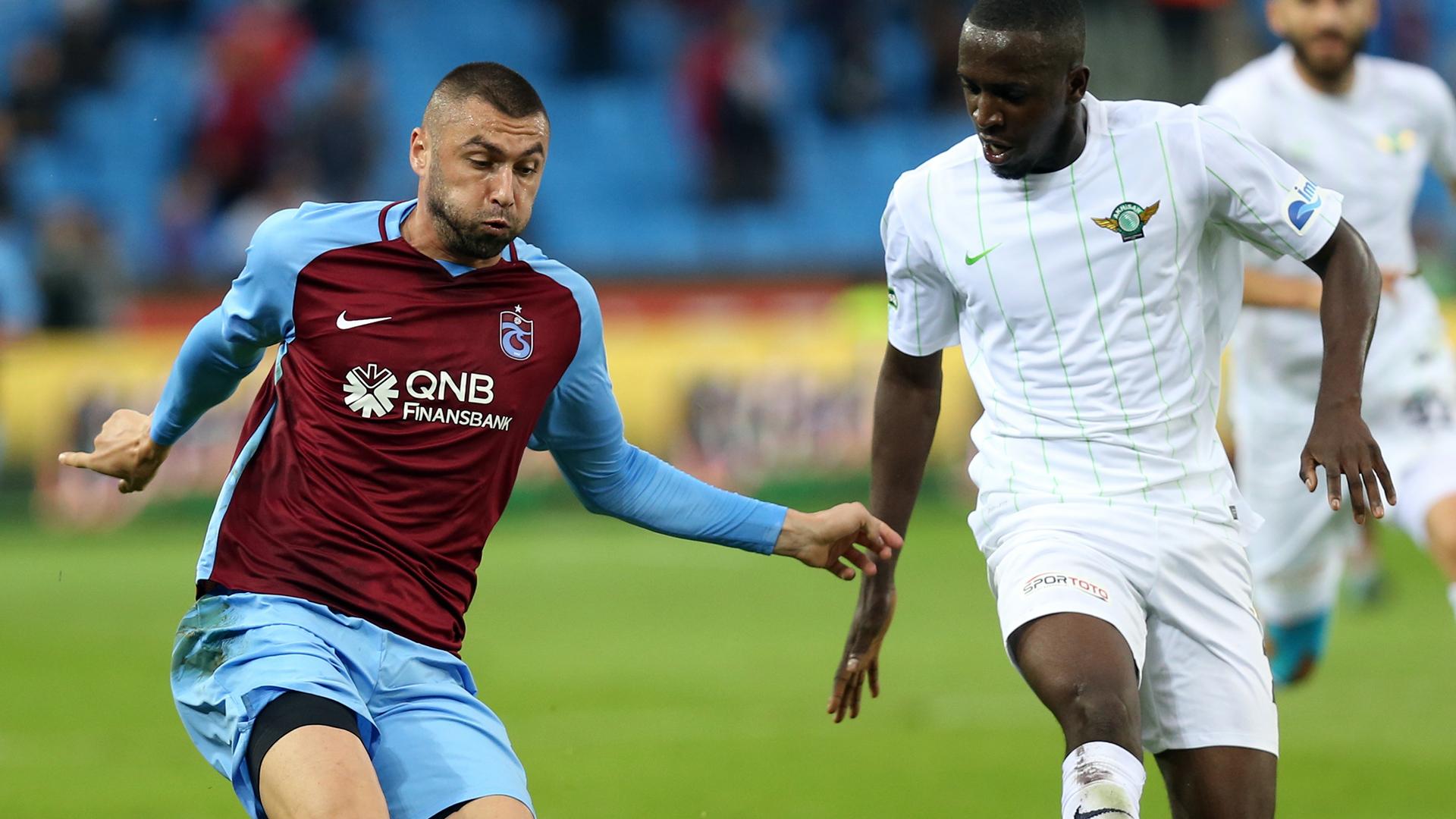 Burak Yilmaz Trabzonspor Akhisarspor 10152017