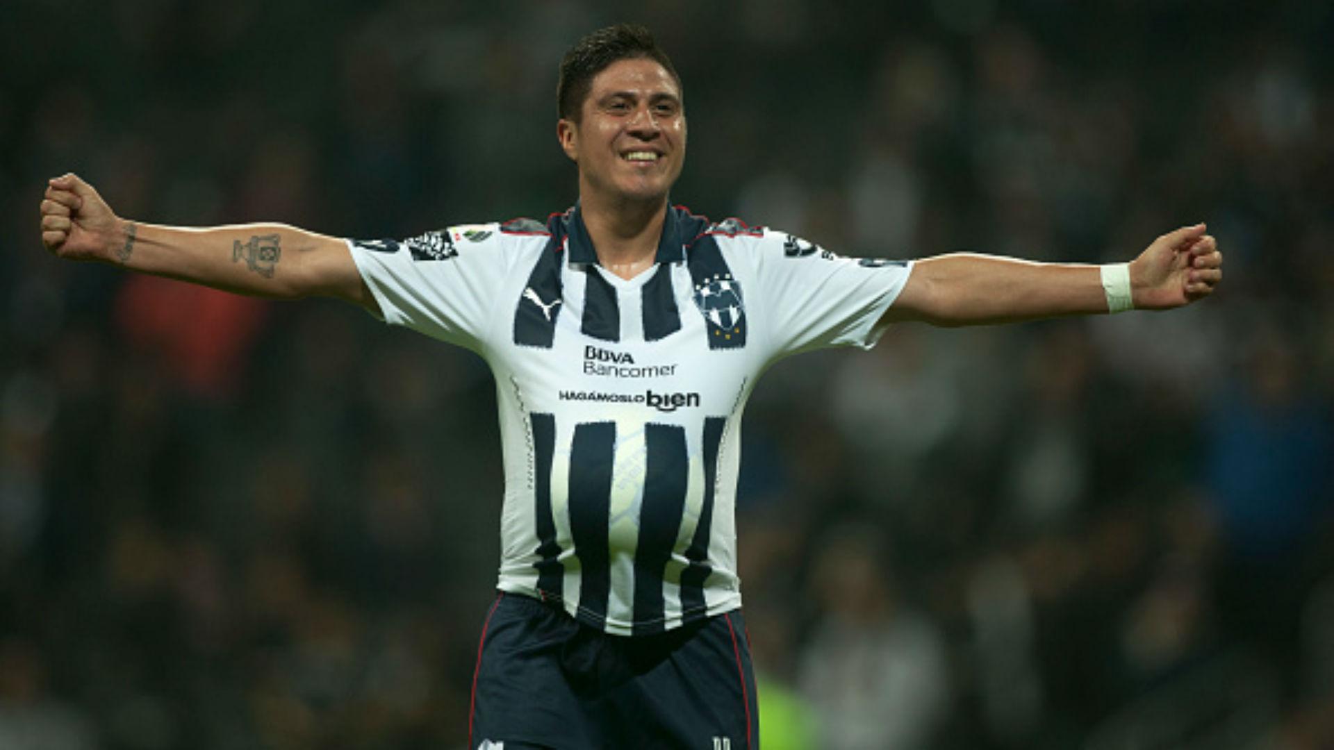 Jonathan Cristaldo Monterrey Liga MX Mexico C2017