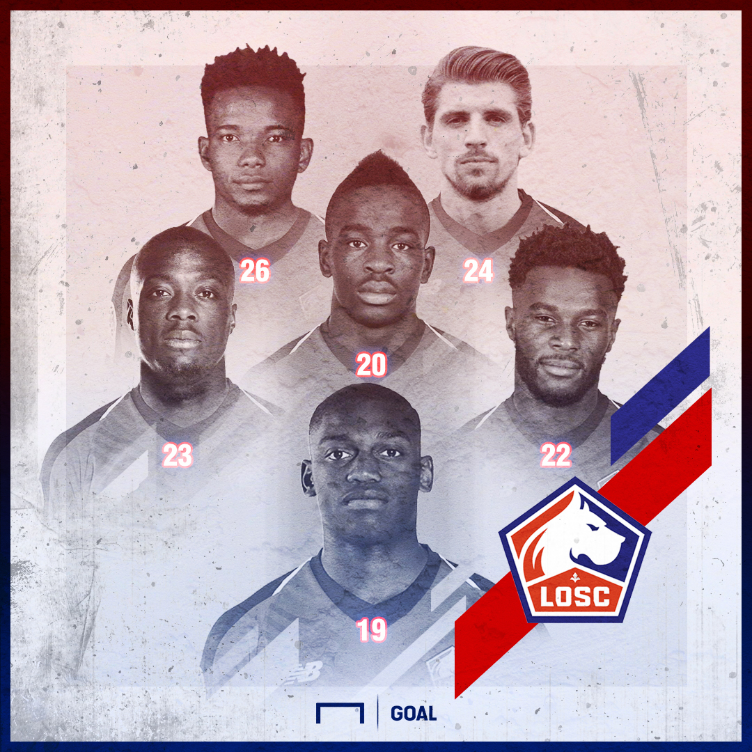 Lille youngsters GFX
