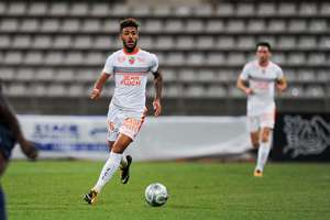 Denis Bouanga Lorient