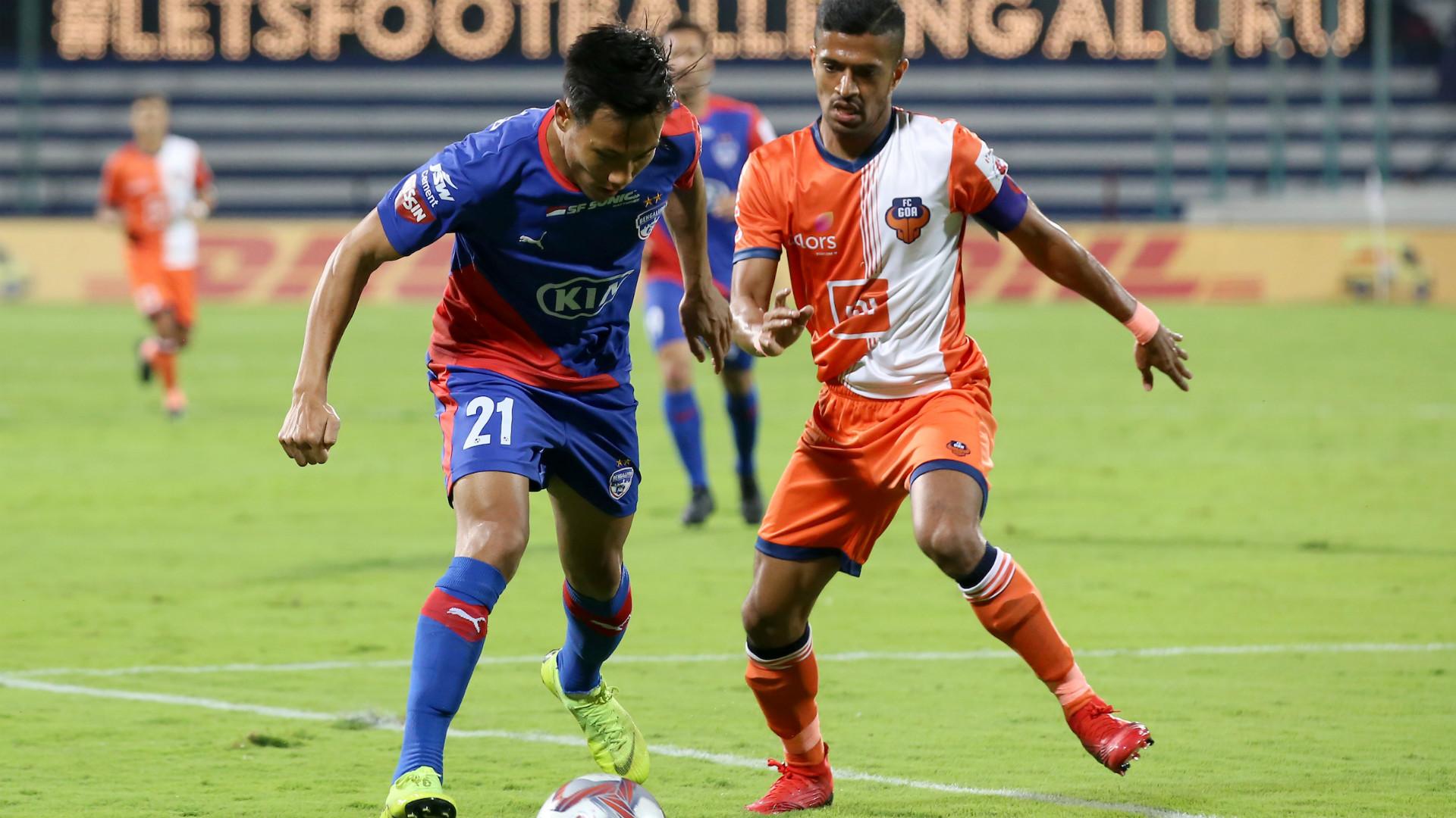 Udanta Singh Mandar Rao Dessai Bengaluru FC FC Goa ISL 5 02212019