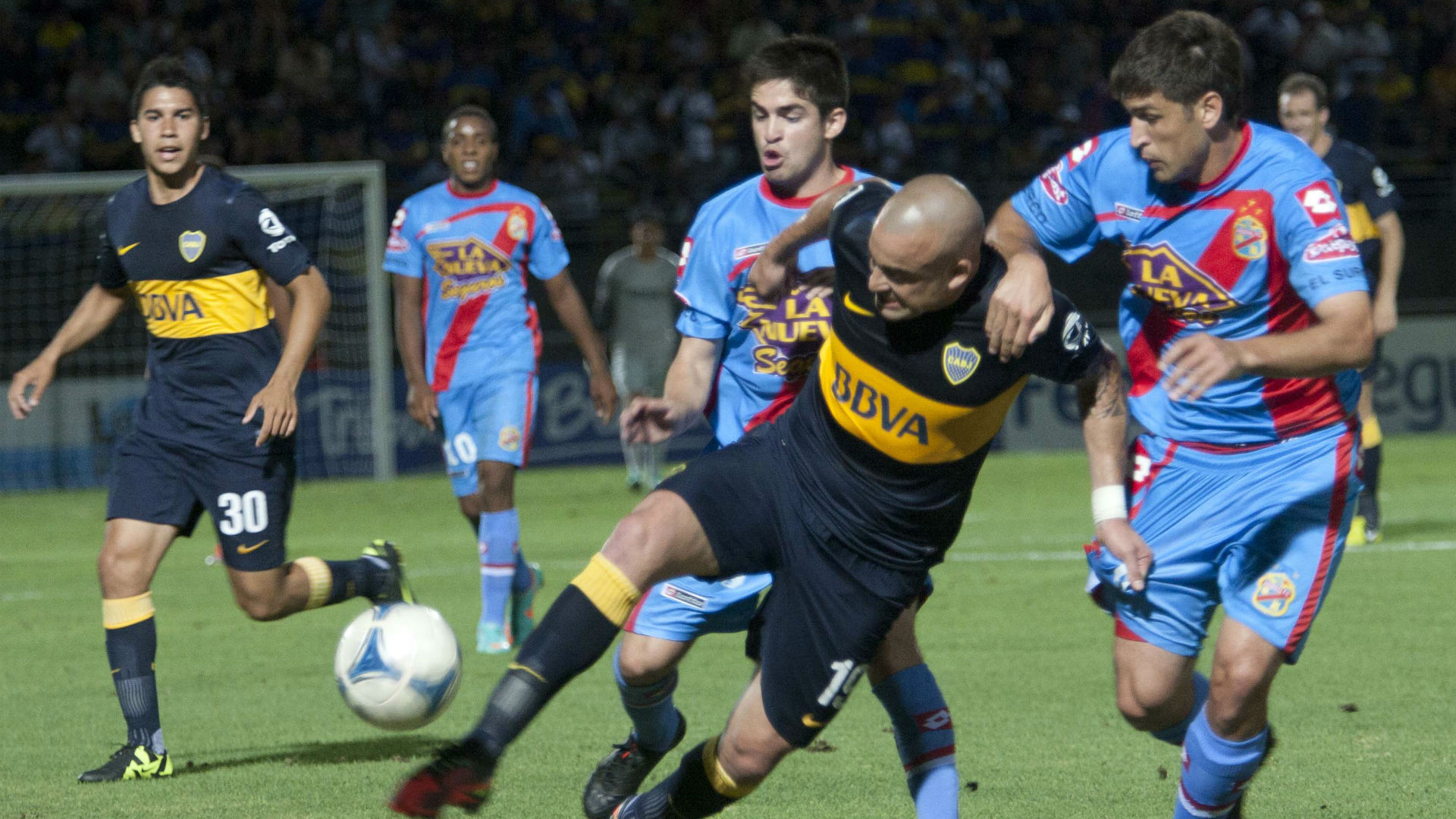 Boca Arsenal Supercopa Argentina