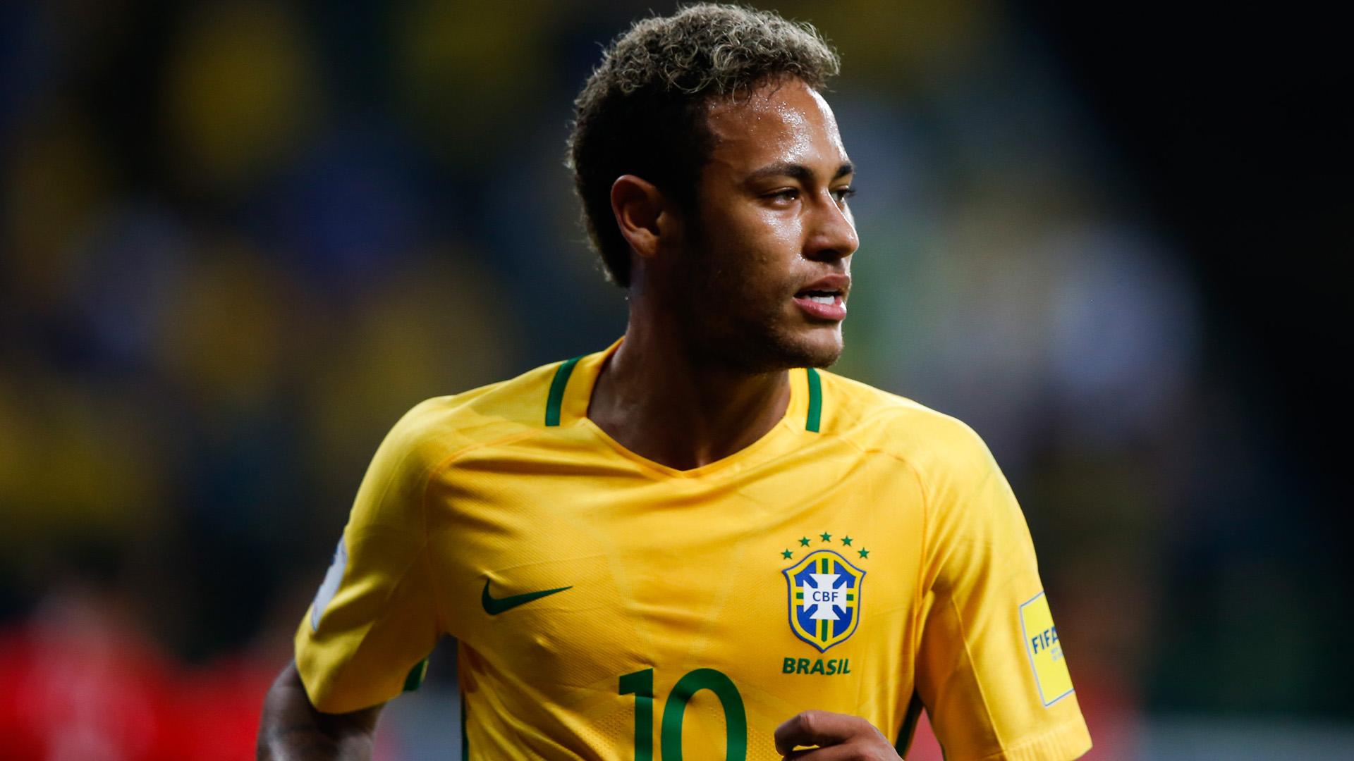 Neymar Brasilien 09102017
