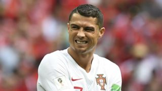 Cristiano Ronaldo Portugal Morocco World Cup 2018