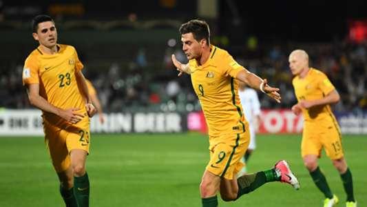 Tomi Juric Australia v Saudi Arabia World Cup qualifying 08062017