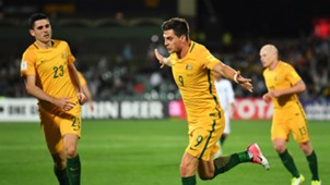 Tomi Juric Australia v Saudi Arabia World Cup qualifying 08062017