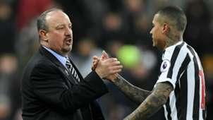 Rafael Benitez Newcastle Manchester City