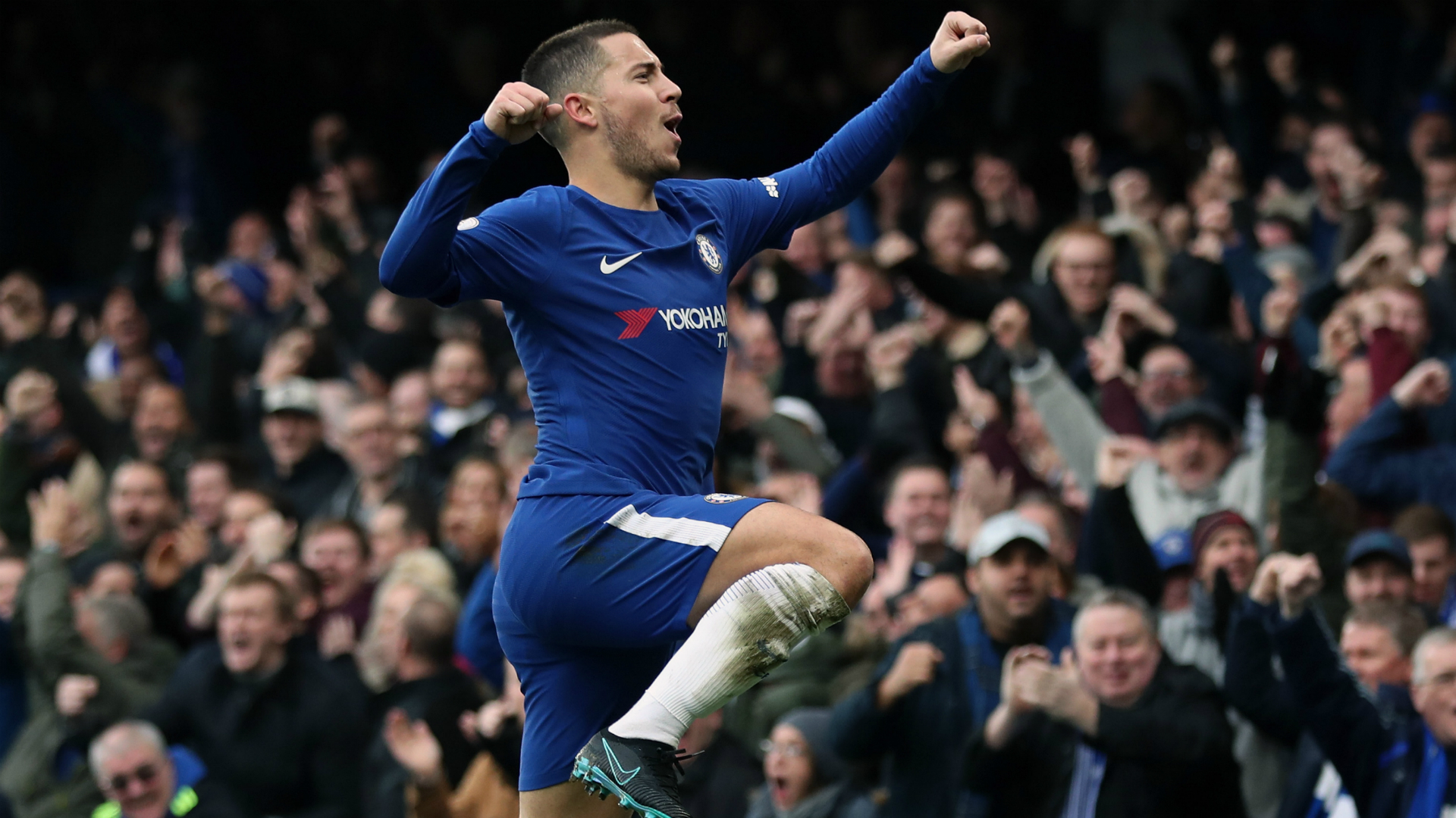 Chelsea vs Newcastle: Conte's men level on points with Manchester United