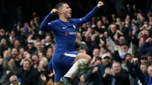 Chelsea - Newcastle: Eden Hazard