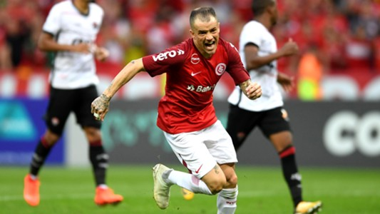 D'Alessandro Internacional Vitória Brasileirão Série A 30092018