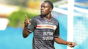 Elvis Rupia of Nzoia Sugar.