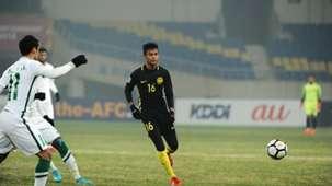 Daniel Amier Norhisham, Malaysia U23, 16012018