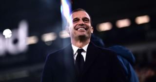 Massimiliano Allegri Juventus Roma Serie A
