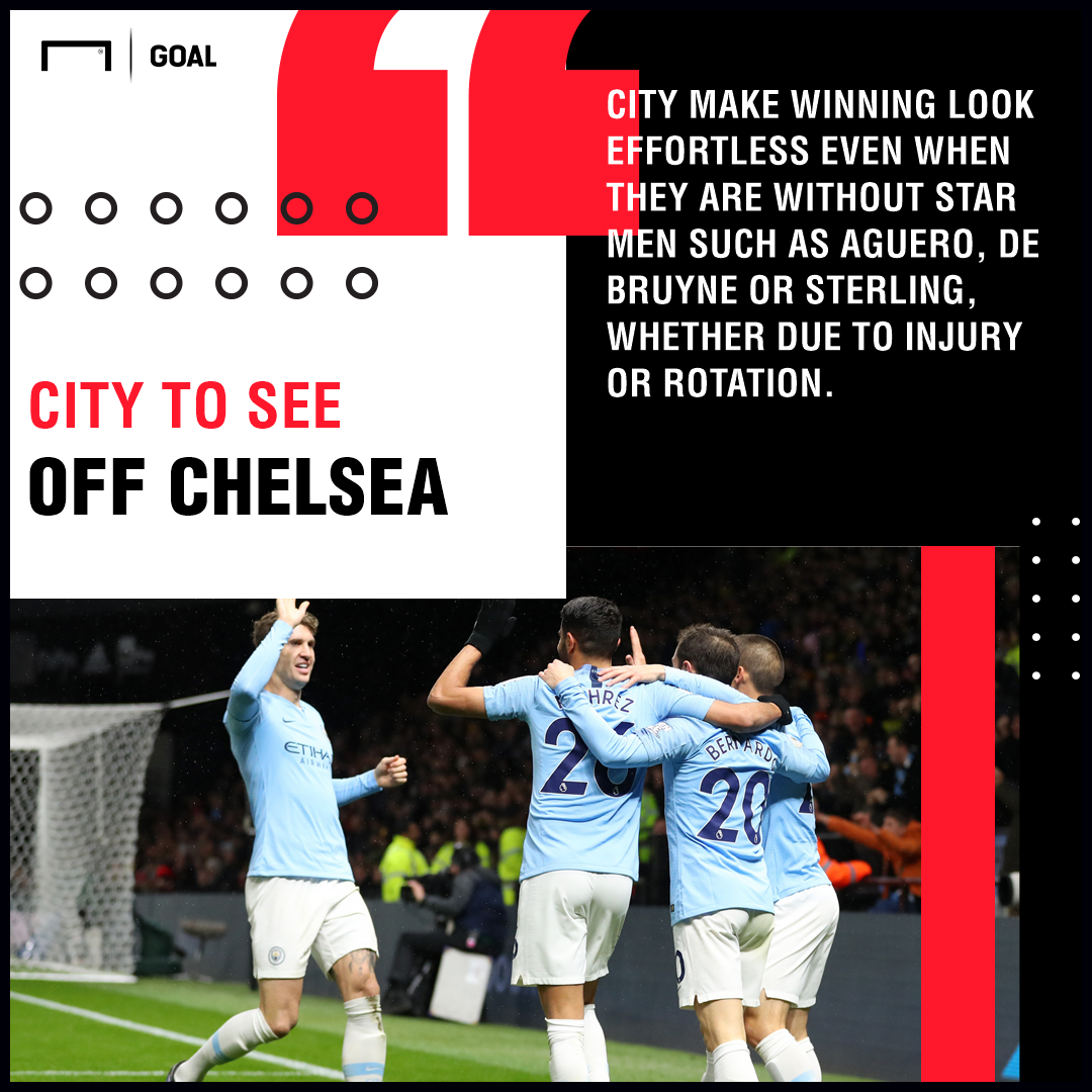 Chelsea Manchester City graphic