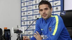 Fernando Gago Boca Conferencia 100517