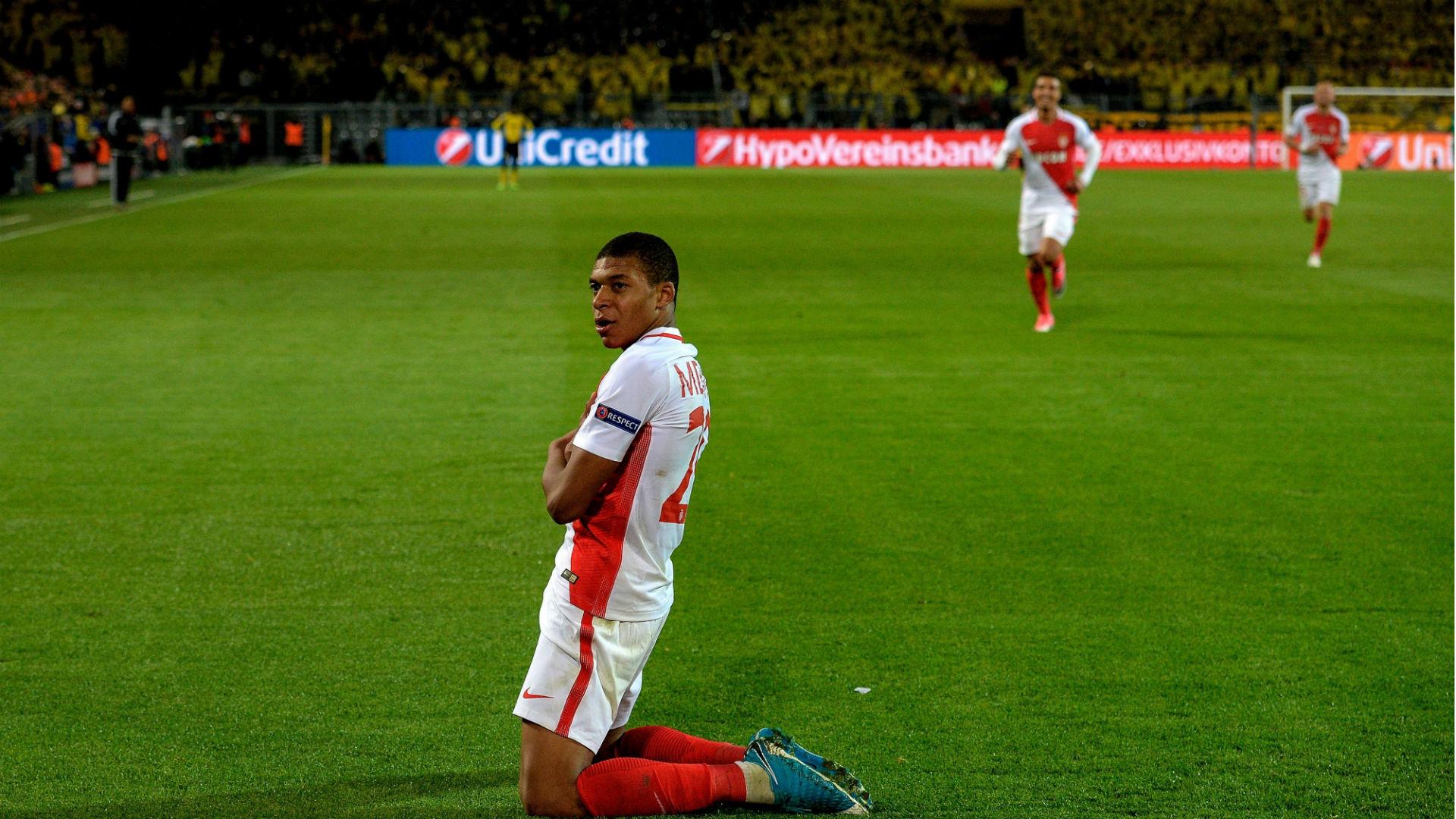 Kylian Mbappé Dortmund