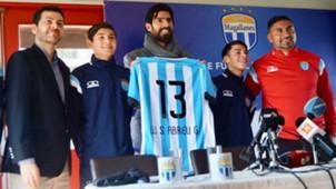 Sebastian Abreu Club Magallanes 27062018