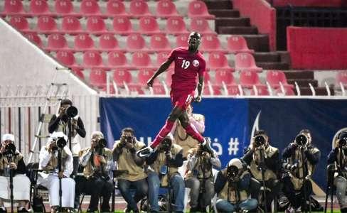 Qatar's Almoez Ali targets Asian Cup scalp