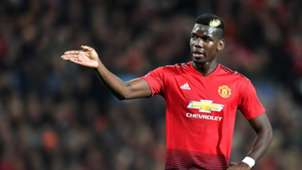 Paul Pogba Manchester United 23102018