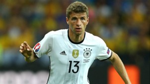 Thomas Muller Germany Euro 2016