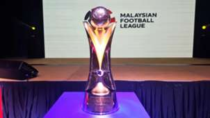 Malaysia Super League trophy, 17012019