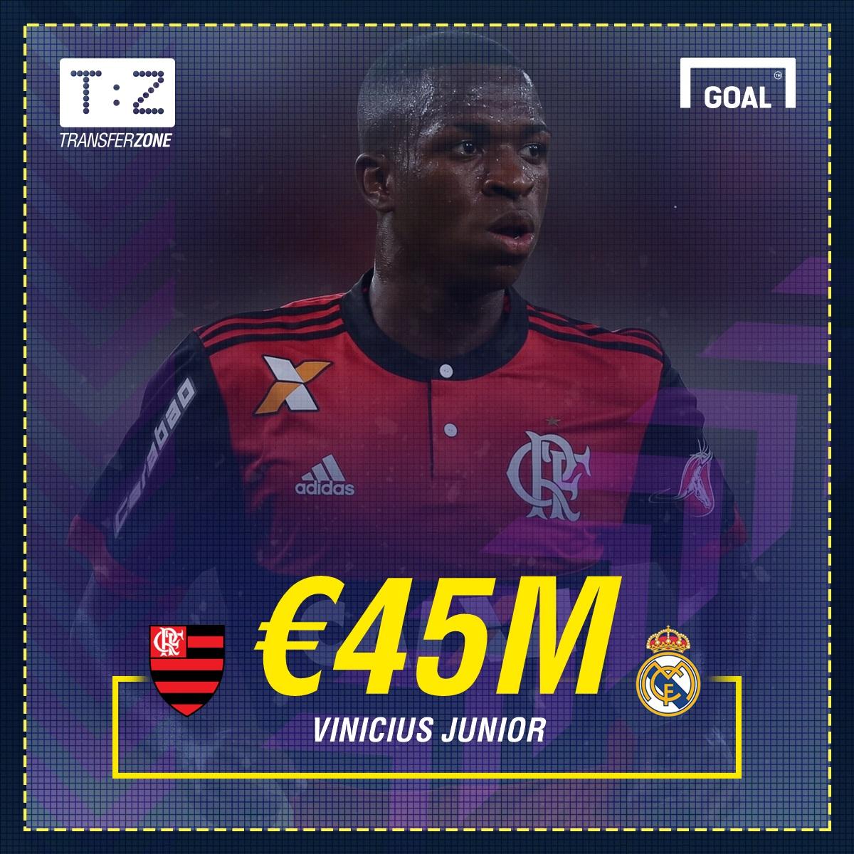 Barcelona 1 2 Real Madrid Vintage Ronaldo Silences The: Transfer News: Real Madrid Beat Barcelona For €45m