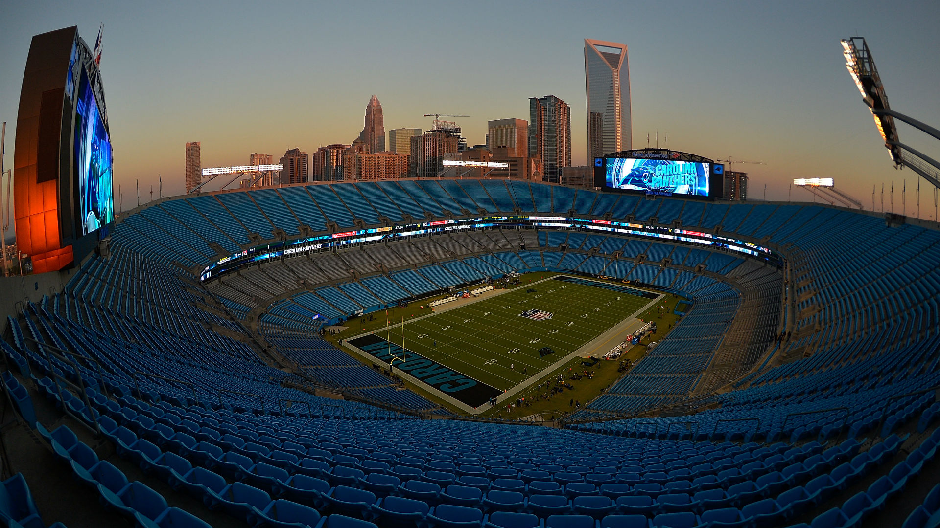 Bank of America Stadium North Carolina